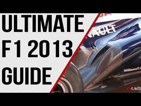 ULTIMATE F1 2013 GUIDE