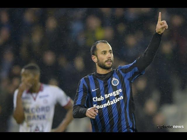 2014-2015 - Club Brugge - Zulte Waregem - GOAL Victor Vazquez
