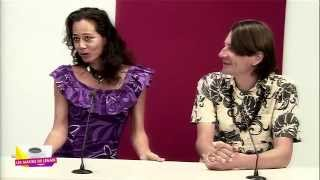 Stéphane Renard, TPR & Violetta Amaru-Paradot, présidente de l