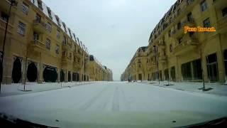 В Баку Белый город стал белым городом(У меня в пути дождь моросит, На седину мою ложится нежно, Весь путь мой Бог мне осветит, Стряхну с седины..., 2017-02-01T12:10:38.000Z)