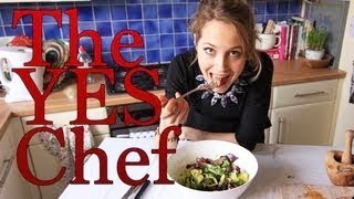 Bacon And Avocado Salad Recipe,  The Yes Chef (ep3)