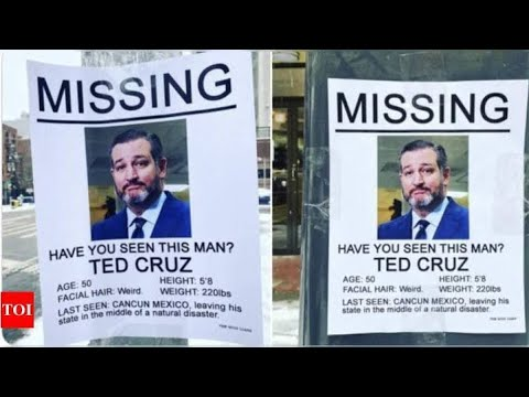 'Obviously a mistake': Sen. Ted Cruz says he regrets going to ...