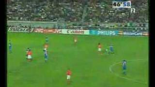 Croatia vs Holland - World Cup 1998 3rd place decision