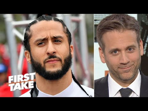 The NFL tried to get Colin Kaepernick to sign away his rights  Max Kellerman | First Take
