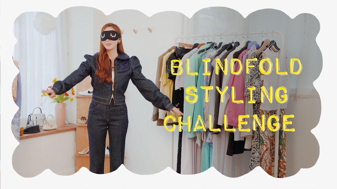 Blindfold Styling Challenge