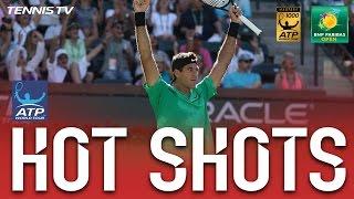 Hot Shots: Best Of Indian Wells 2017
