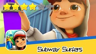 Subway Surfers - Kiloo - Mexico Day 7 Walkthrough Day Of The Dead Recommend index four stars