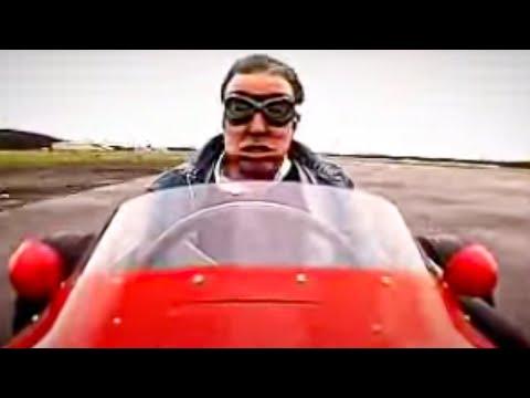 Maserati - a brief history - Top Gear series 6 - BBC