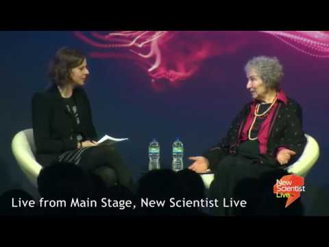 Interview with Margaret Atwood, New Scientist Live, 1 October 2017
