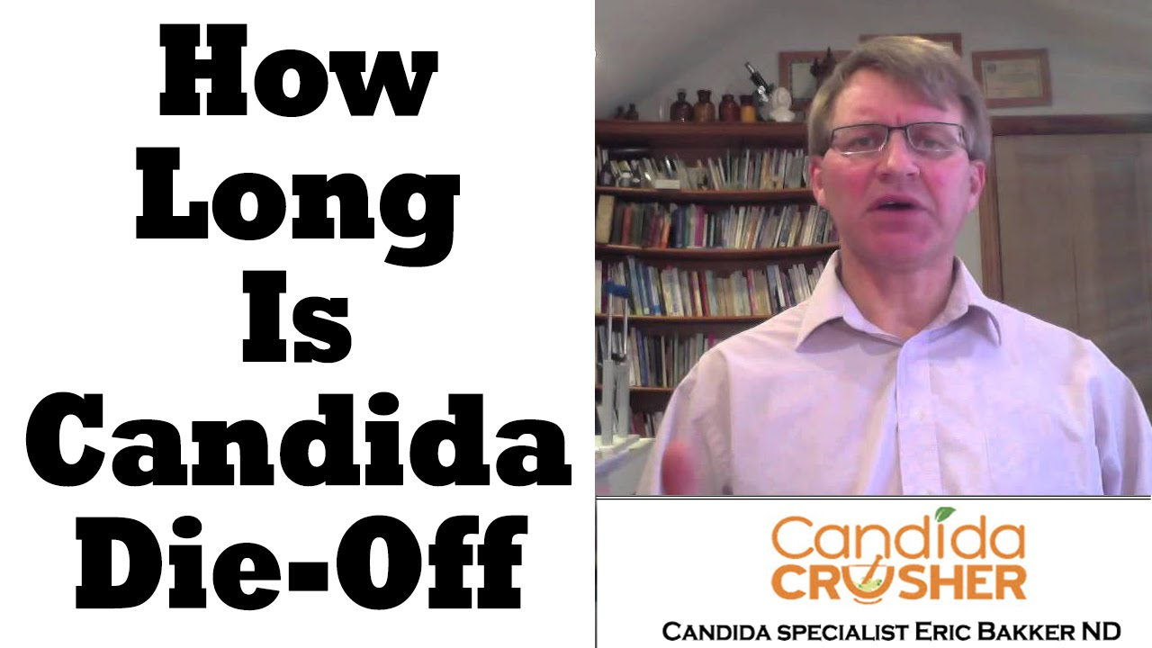 How Long Is Candida Die Off Symptoms Youtube