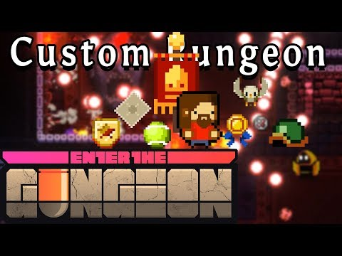 Enter The Gungeon | All Familiars | Custom Rungeon