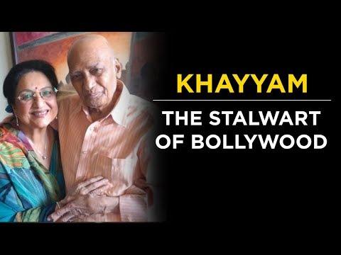 The legend Khayyam sahib talks about Bollywood then and now | Tabassum Talkies