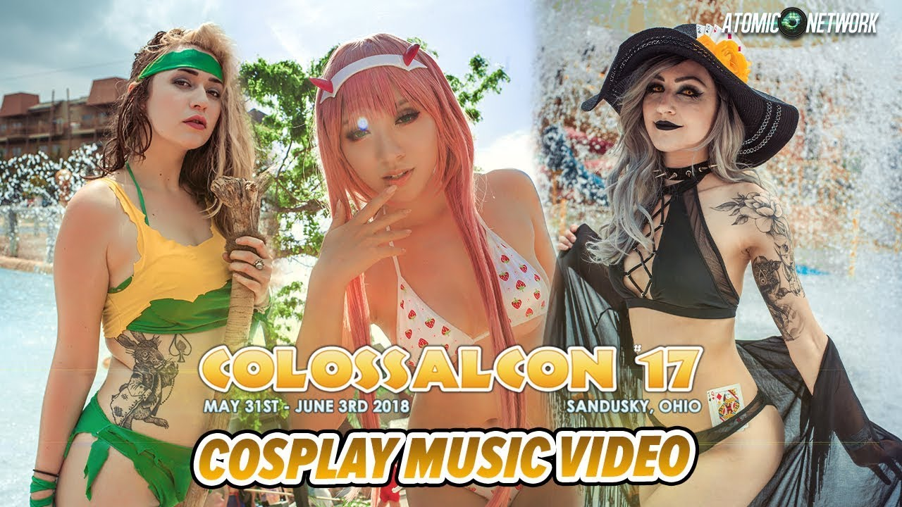 Colossalcon 2018 - Cosplay Music Video