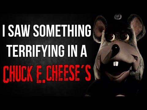 """I Saw Something Terrifying in a Chuck E. Cheese's"" Creepypasta thumbnail"