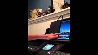 Using Anytune iPad App