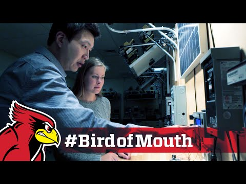 Renewable energy major at Illinois State