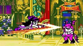 Nintendo Switch | SNK VS. CAPCOM【MORRIGAN vs. NAKORURU】#5