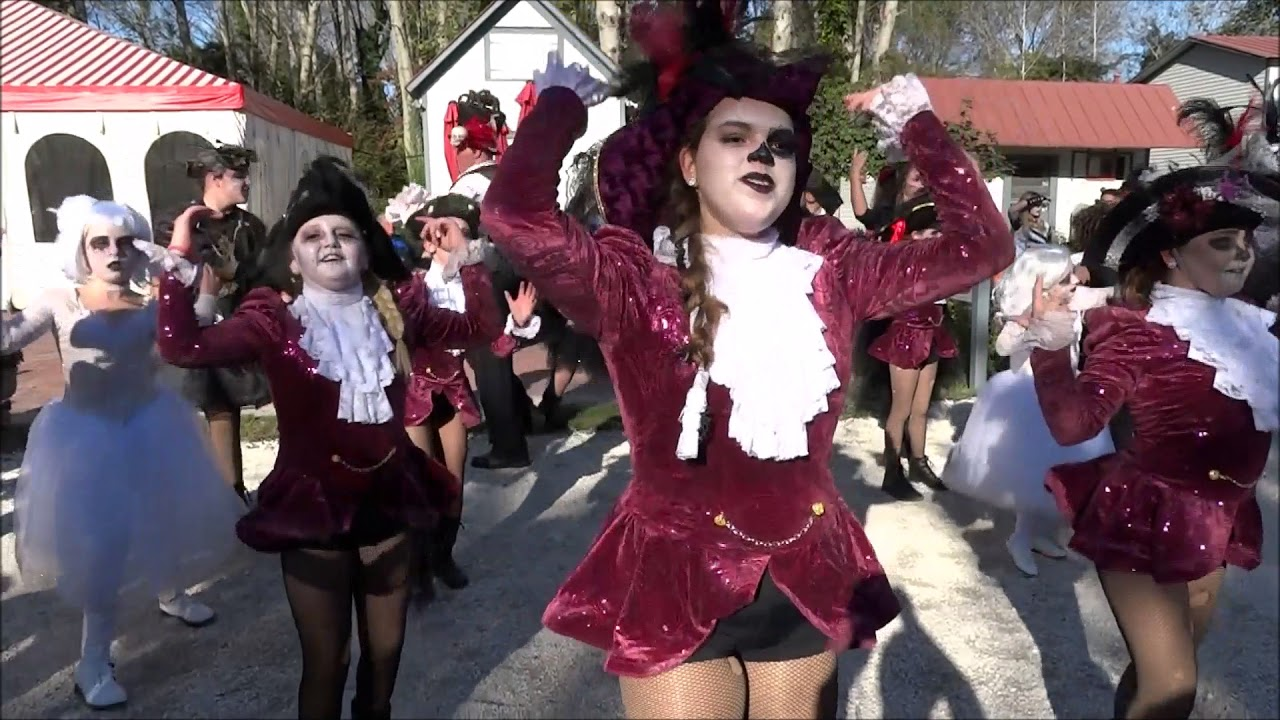 Cape May Halloween.Joanne Reagan Dance Studio 2017 Cape May Halloween Parade