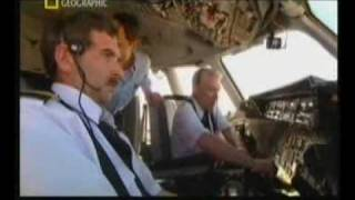 Mayday alarm im Cockpit - Crash Landung in Sioux City Clip2