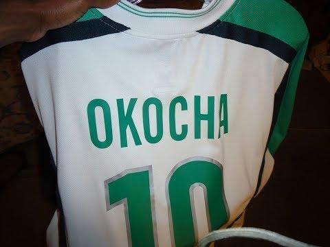 Okocha Optimistic Of Nigeria's Super Eagles Chances At 2018 World Cup