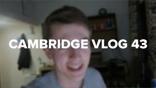 Cambridge Vlog 43 | Acting like a Fresher
