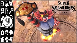 Super Smash Bros. Ultimate Online #009 - Incineroar Is STRONG!