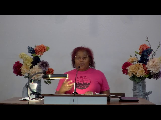 06-02-2021 - Hour Of Power Bible Study with Rev. Casandra Howard