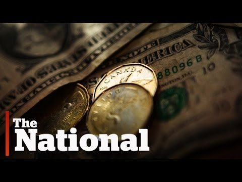 Market Meltdown   Canada's Economy