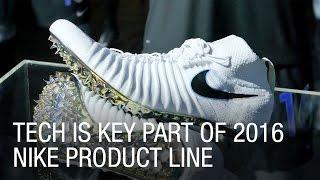 Párrafo Laos Simpático  Tech is Key Part of 2016 Nike Product Line - YouTube