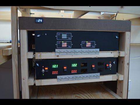 Installing ATX power supplies on the Sayrehurst Secondary