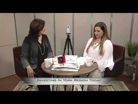 'In the Know'   on RogersTV -  Stefani Konidis, Engel & Völk