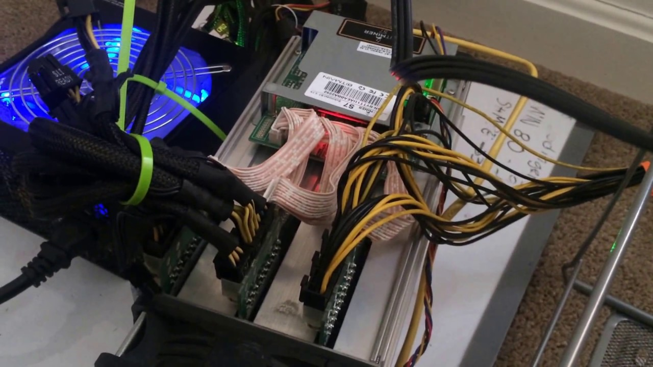 Bitmain S9s Antminer Beeping Red Light – Beluri