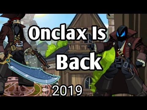 =AQW= New Beta Private Server   Onclax Is Back  