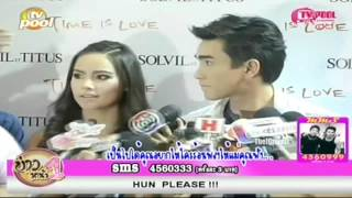 ณเดชน์ ญาญ่า Time Is Love (Solvil et Titus) @TV POOL 11Aug12