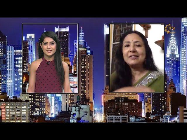 "Vision of Asia - Community News | Director Geetha J on Malayalam Movie ""Run Kalyani"" | Thurs July 30"