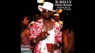 R.Kelly - Fiesta Remix ft. Jay-Z, Boo & Gotti (Street)