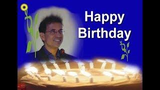 Harsha Bhogle || Happy Birthday || Whatsapp Status || Greetings || Quotes || SMS || Birthday Wishes