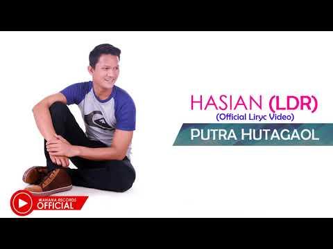 Putra Hutagaol - Hasian (LDR) (Official Lyric Video)