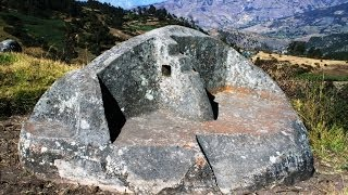 Evidence Of Ancient Stone Constructions 12,000 Years Old In Peru?