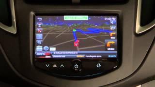 Chevrolet Trax. Modelo 2013. Aplicaciones. MyLink. Música y navegación