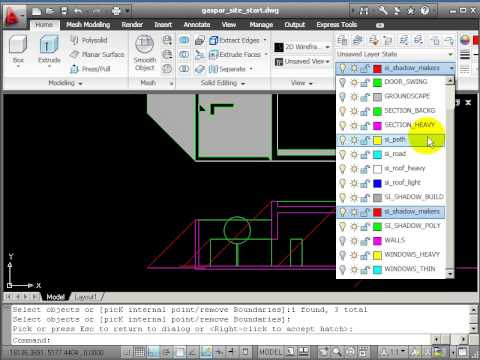 Autocad 2d drawing course b site plan part 2 tree shadow autocad 2d drawing course b site plan part 2 tree shadow accurate ccuart Gallery