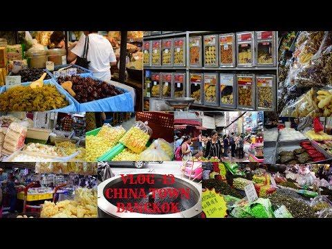 THAILAND/BANGKOK/CHINATOWN/ SPICE MARKET/THAI STREET FOOD