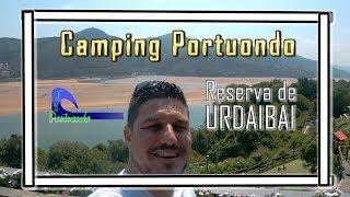 Camping Portuondo, Mundaka Pais Vasco,Spain