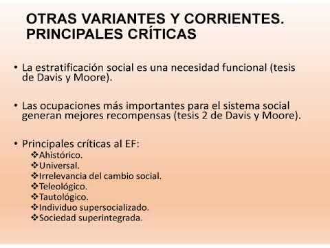 Actividad 1 Funcionalismo Estructural De Talcott Y Merton Tarea