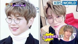 Does K-will look like Kang Daniel?