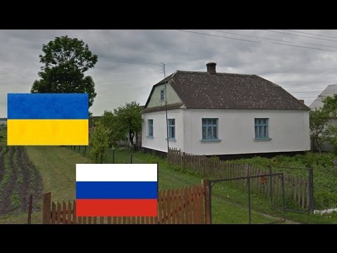 Украина и Россия.