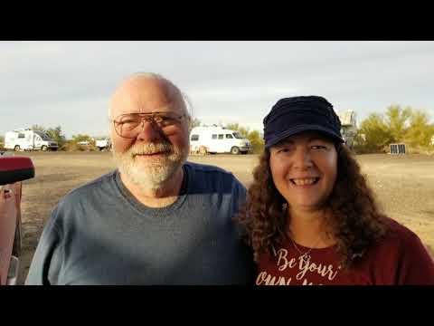 Van Life; 2018 RTR - Meeting 1Tiliman Truck Camper Adv. & Trailer Tramping Adv & Update