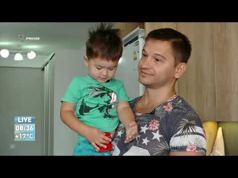 Интервью - Irina & Serghei Kovalsky , на передаче -  Prima Ora