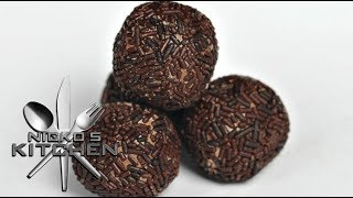 How To Make Rum Balls - Video Recipe