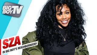 SZA on Her New Album & What's Like to Meet Beyonce